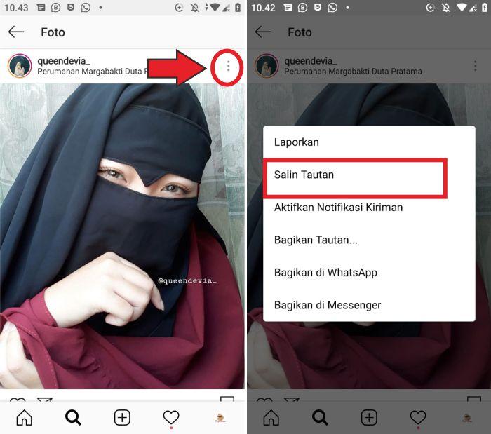 Cara Download Video dan Foto Instagram Sangat Mudah