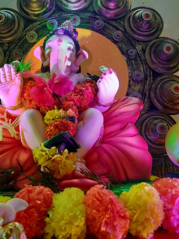 Ganesh Chaturthi Ganpati Bappa Celebrations Mumbai