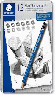 Staedtler-Mars-Lumograph-Pencils