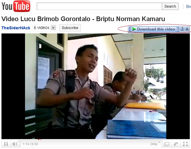 Cara download video youtube pada hp android tanpa aplikasi mas yadi.