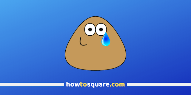 Pou Deleted from Playstore