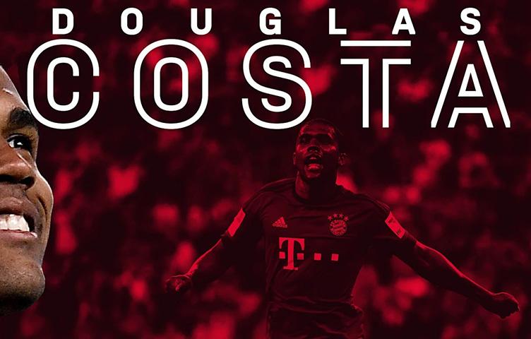 Zvanično: Douglas Costa na posudbi u Bayern Munchenu