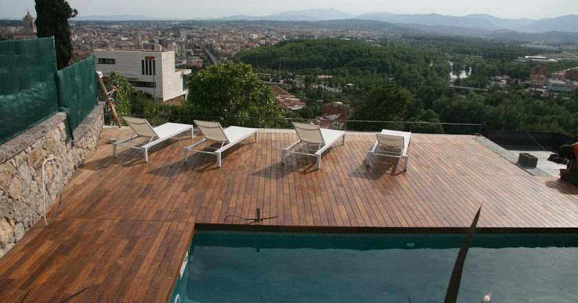 Montjuic Bed And Breakfast Girona Spain