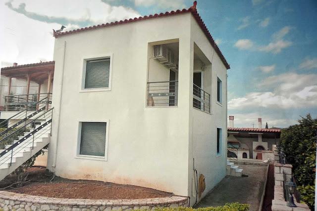 Πωλείται οικία και οικόπεδο (μαζί ή ξεχωριστά)