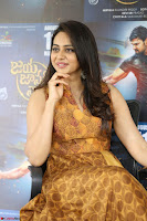 Rakul Preet Singh smiling Beautyin Brown Deep neck Sleeveless Gown at her interview 2.8.17 ~  Exclusive Celebrities Galleries 170.JPG