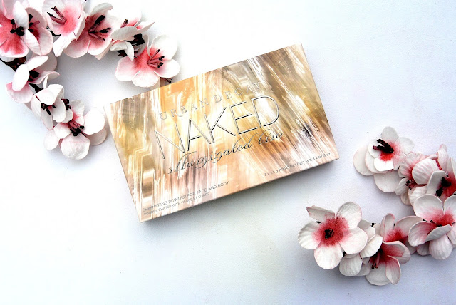 Urban Decay Naked Illuminated Trio Review