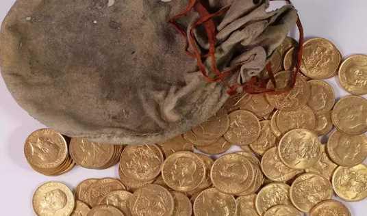 Wow! Koin Emas Kuno Ini Nilainya Mencapai Rp 4 Miliar