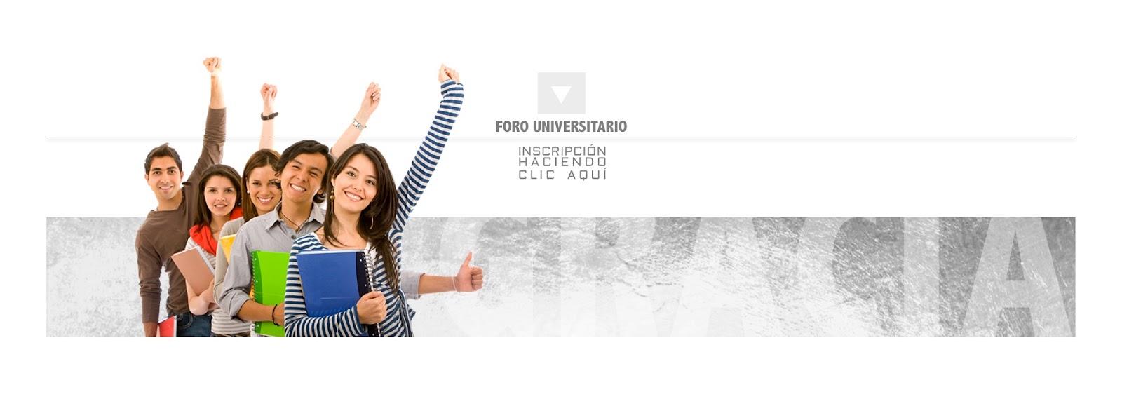 Foro Universitario