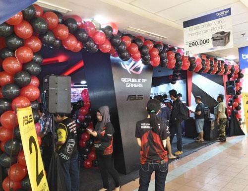 ROG Store Mangga Dua Mall