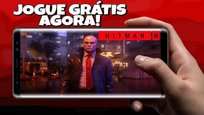 Hitman 3 grátis