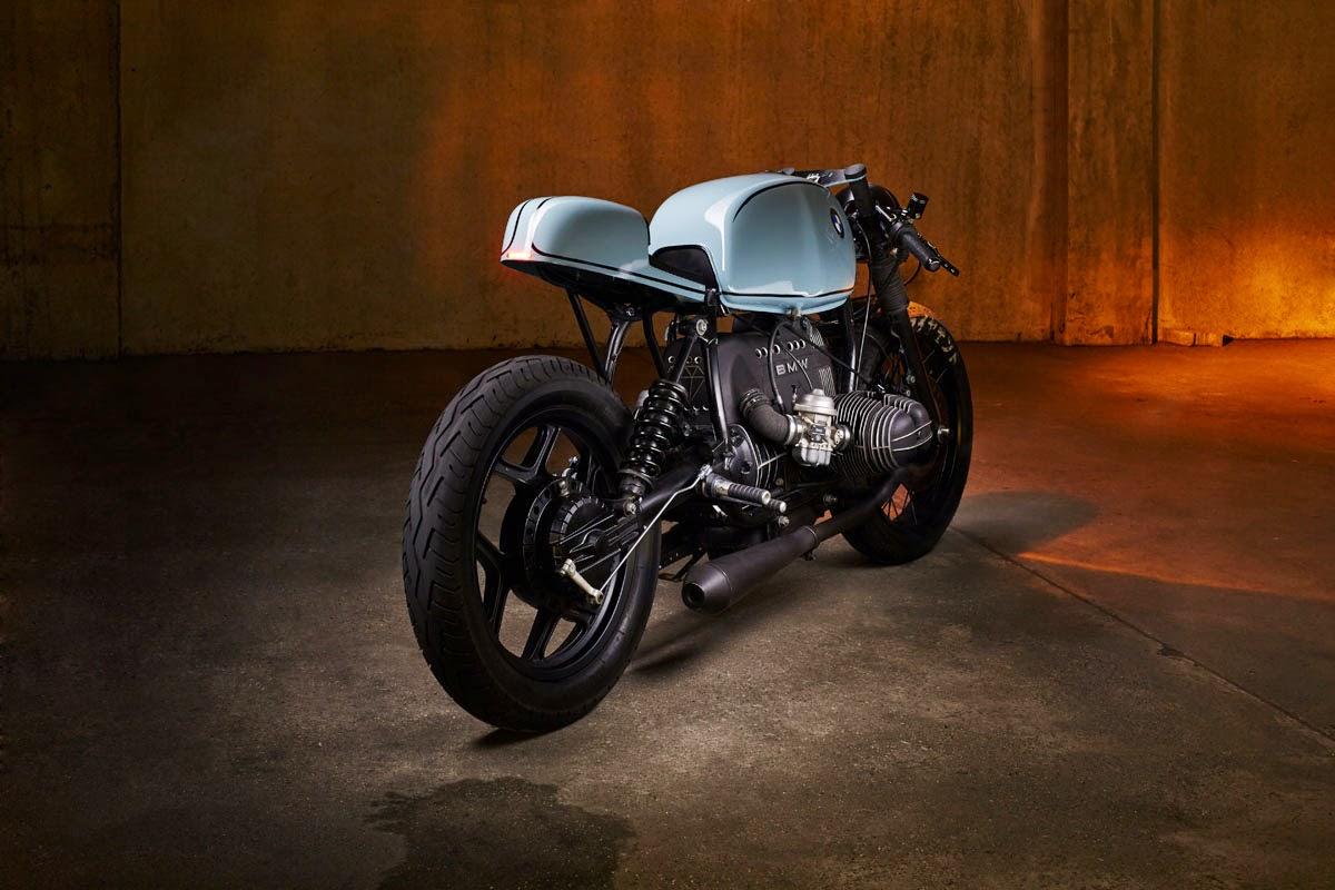 BMW R80  by Diamond Atelier