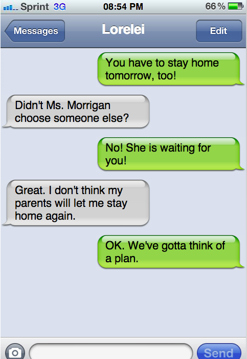 Texting to Learn! - Library Learners