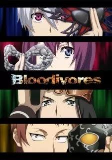 جميع حلقات الأنمي Bloodivores مترجم