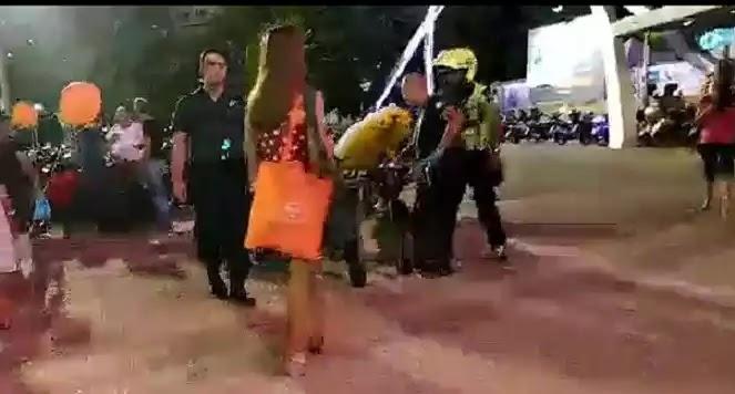 Γυναίκα τραυματίστηκε από… αερόστατο έξω από τη ΔΕΘ -(vid)