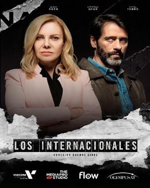 Los Internacionales Temporada 1 Latino MEGA