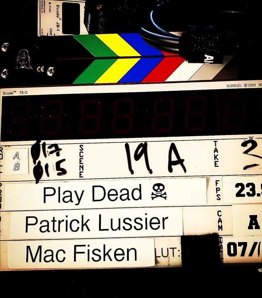 Режиссёр трилогии «Дракула 2000» снимает новый и секретный фильм ужасов Play Dead