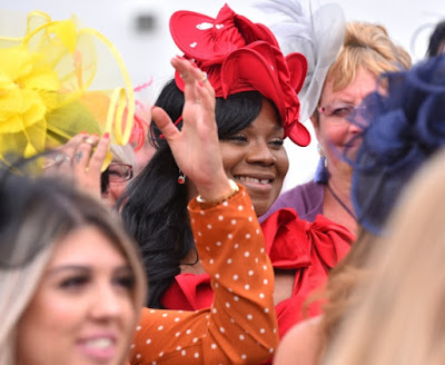 Marlene at Great Yarmouth Ladies Day 2018
