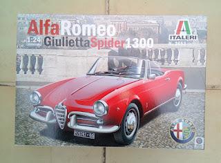 kit de la marca Italeri