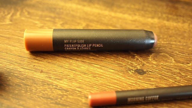 MAC Patentpolish Lip Pencil in My Flip Side