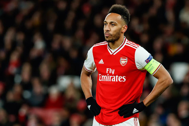 Aubameyang is too good for Arsenal - Jamie Carragher