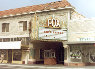 O C History Roundup The Fox Theater And The End Of