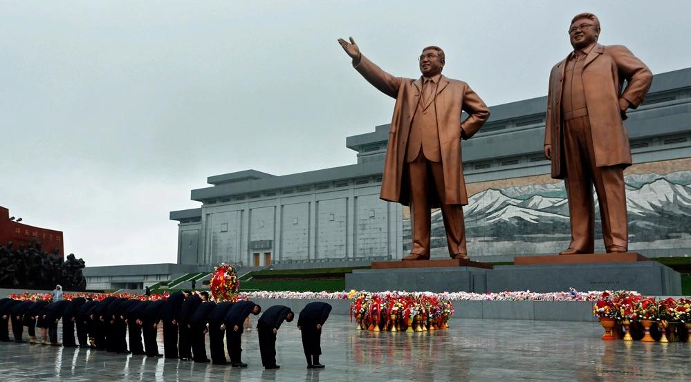 Patung Kim il Sung