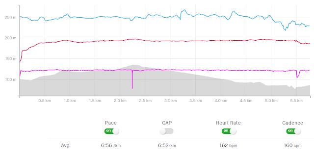 Run 1 Graph