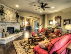wallpapers living houses дизайн камин гостиная fireplace