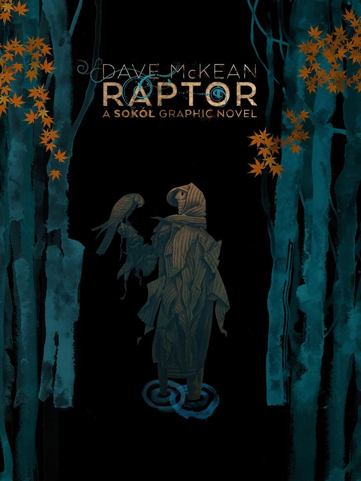Raptor, Dave McKean