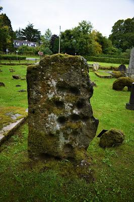 Killadeas Bullaun Stone, Fermanagh