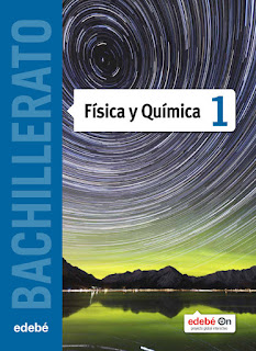 Libro Física y Química 1º Bachillerato Edebé Proyecto Edebé On (LOMCE)