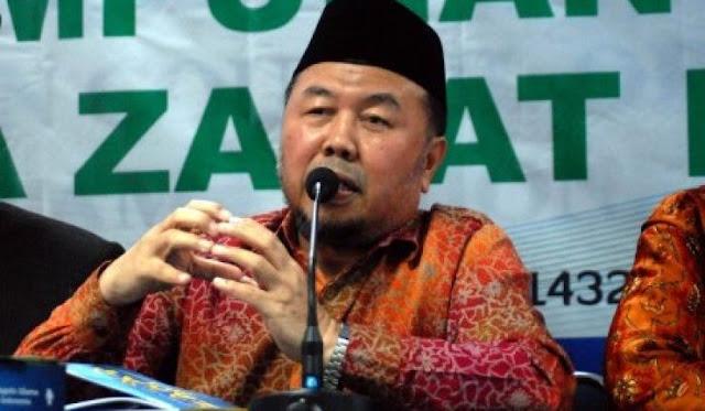 KH Didin Hafidhuddin: Saya kira merendahkan jika ada yang menyamakan kita seperti Umar