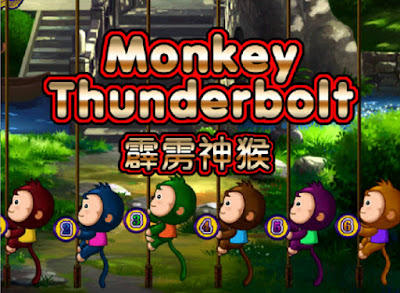 Scr888 monkey thunderbolt