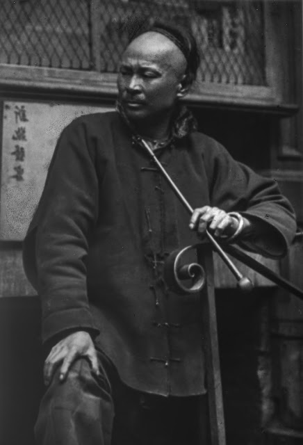 Fotografías antiguas Barrio Chinatown San Fancisco