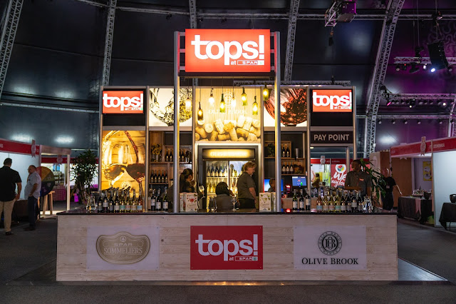 TOPS at SPAR Wine Show_TOPS stand at the Durban show