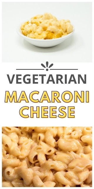 Vegetarian Macaroni Cheese - a family recipes for the creamiest, cheesiest mac and cheese.