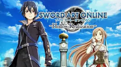 Game Anime Untuk PC Sword Art Online: Hollow Realization