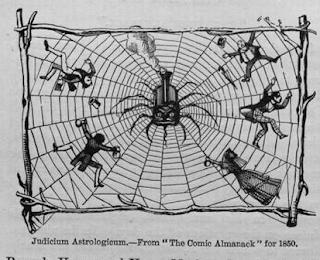 Parece ser Cruikshank - 1850