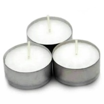 Tea Light Candles / Lilin Aromaterapi