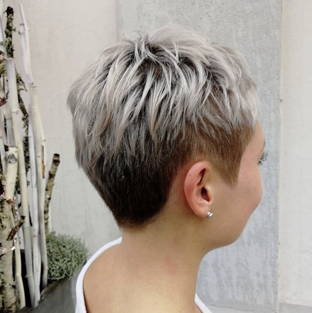 short haircuts for women 2019
