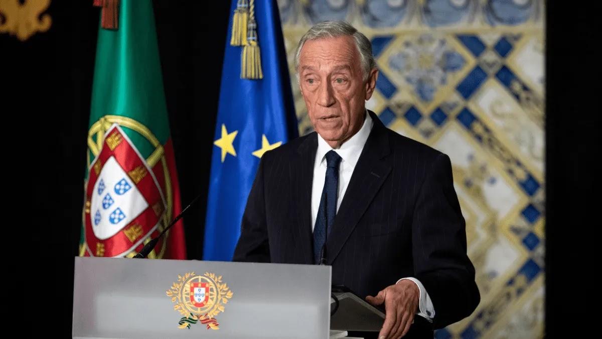 El presidente de Portugal da negativo en coronavirus tras haber dado positivo en un primer test