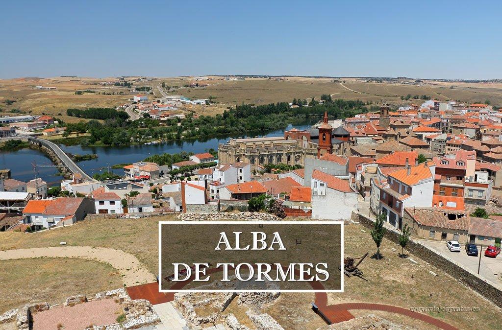 10 lugares imprescindibles de Alba de Tormes, villa ducal teresiana