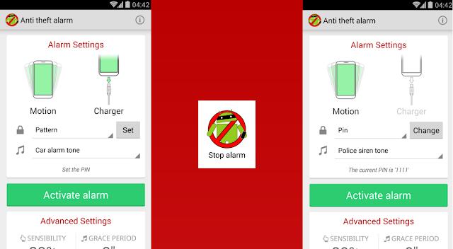 إمنع سرقة هاتفك الأندرويد وجعله يصدر إنذارا كلما حاول أحد سرقته أو تحريكه