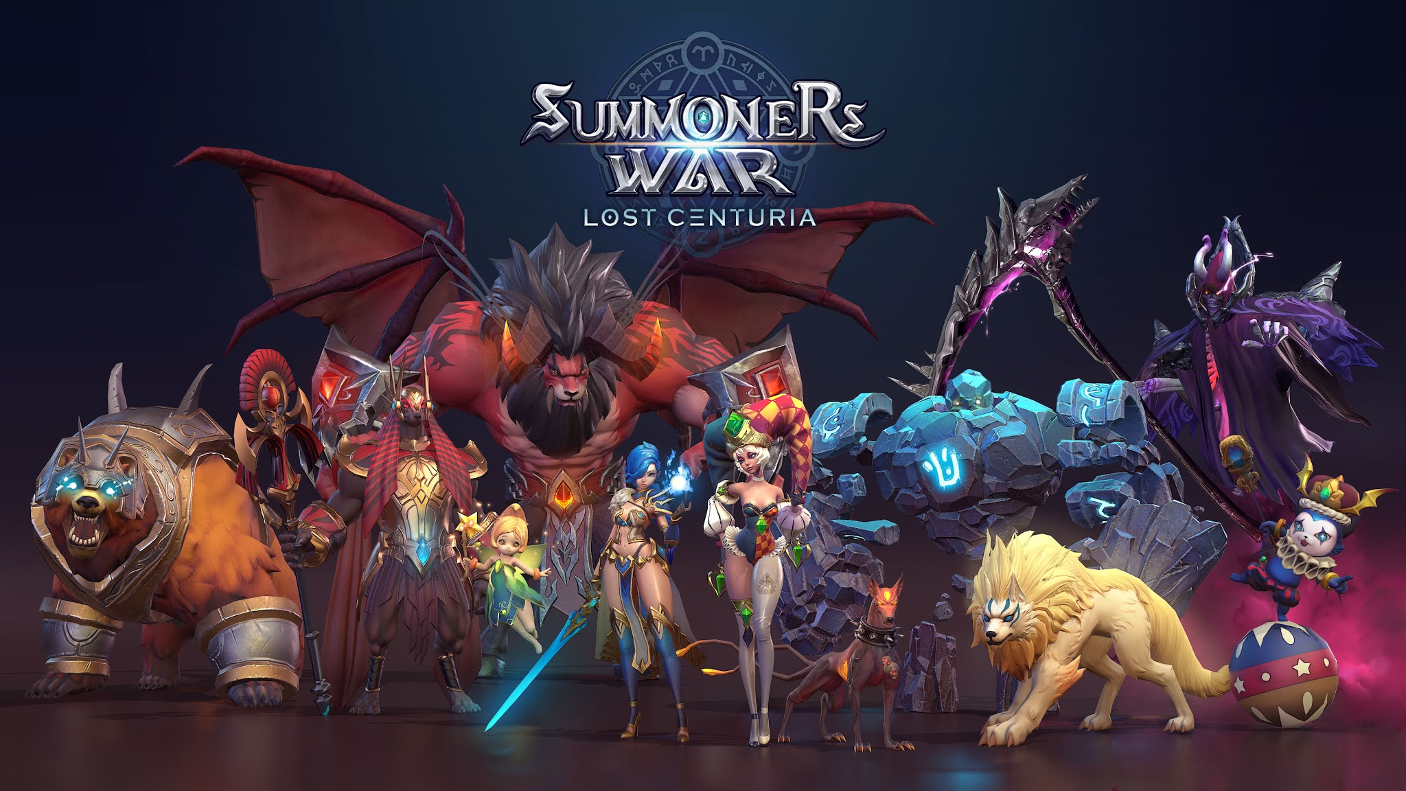 jadwal global summoner wars lost centuria