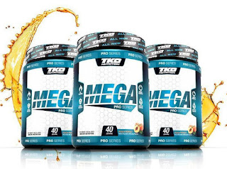 TKO FAT BURNER MEGA
