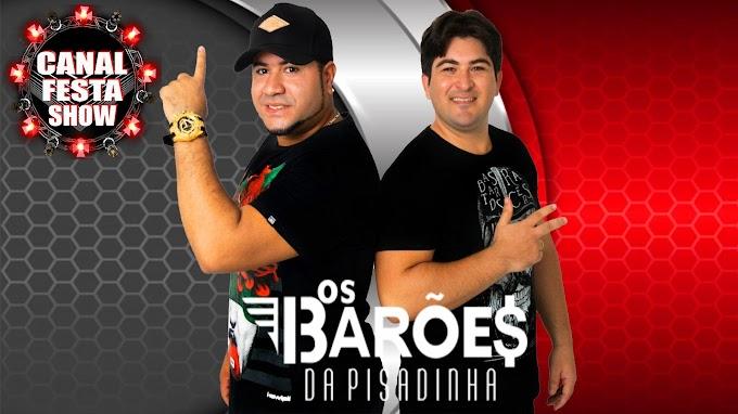 CD OS BARÕES DA PISADINHA FESTA TOP MARÇO 2021