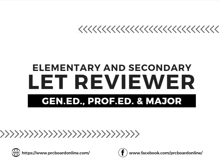 LET Reviewer Professional Education: Social Dimensions of