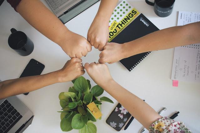 kekuatan dari bekerja bersama