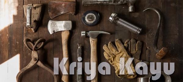 Mata Pelajaran SMK jurusan Kriya Kreatif Kayu Dan Rotan