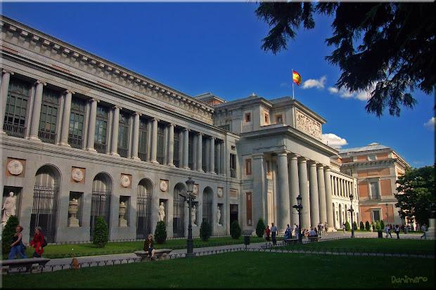 Del Prado Museum Madrid